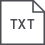 text web icon